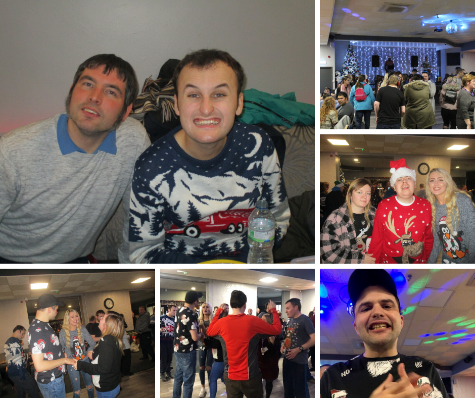 A Christmas Party For Our Adult Service Users Autism East Midlands